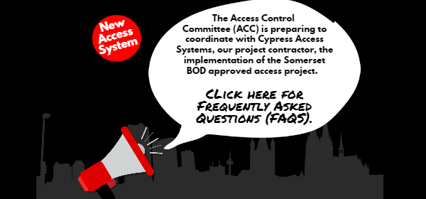 Access Control Frequently Asked Questions